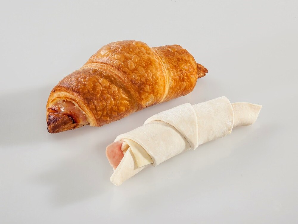 Procema Ham-Kaas Croissant Plak(50)