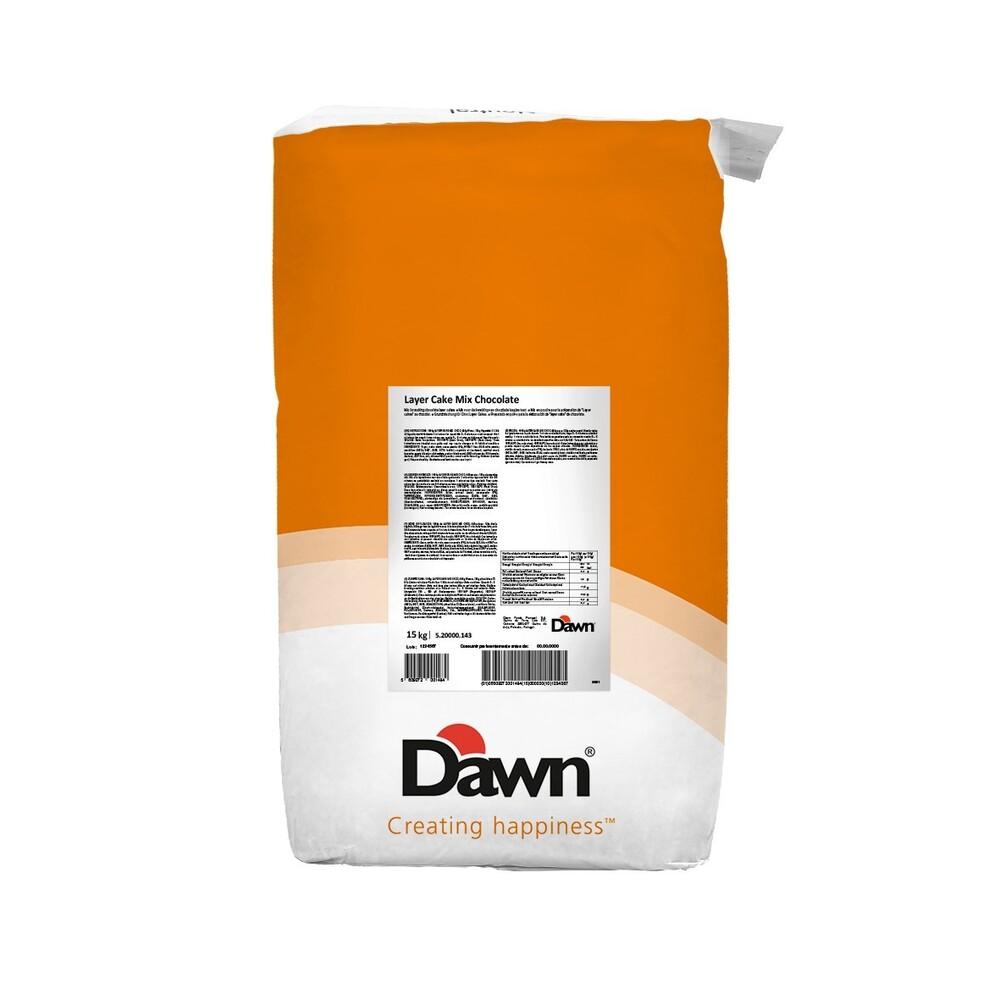 Dawn Layer Cakemix Choco RSPO  MB/SA 15 kg