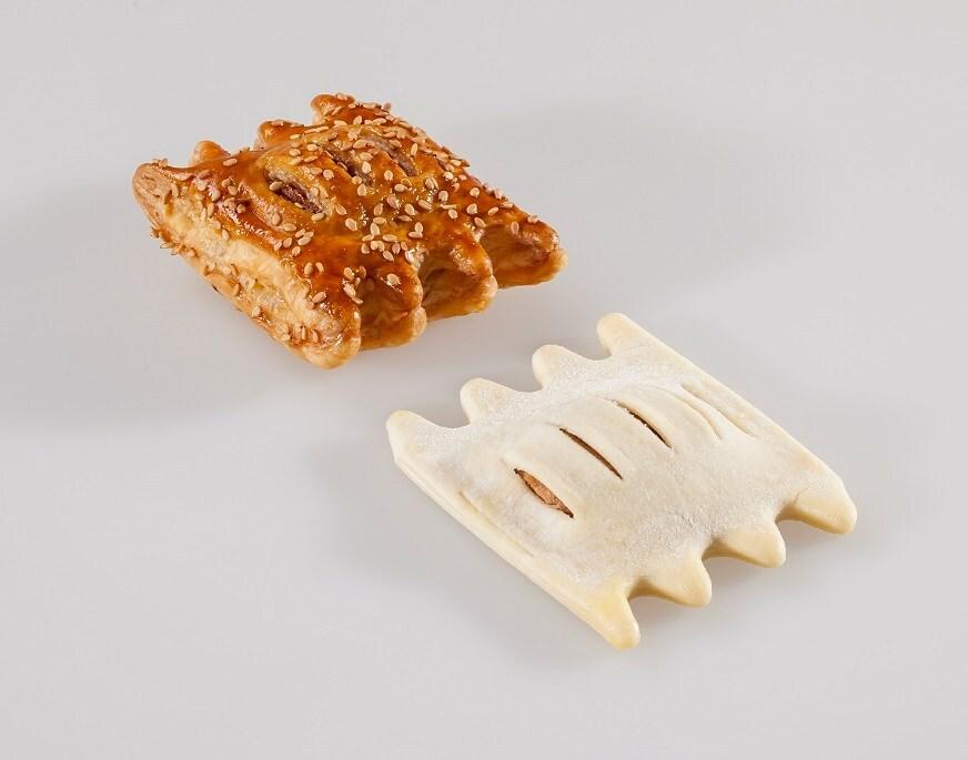 Procema Mini Snacks Kip/Sate(100)