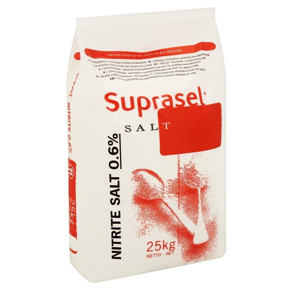 Suprasel Fijn Zout Nitriet 0.6% 25 kg
