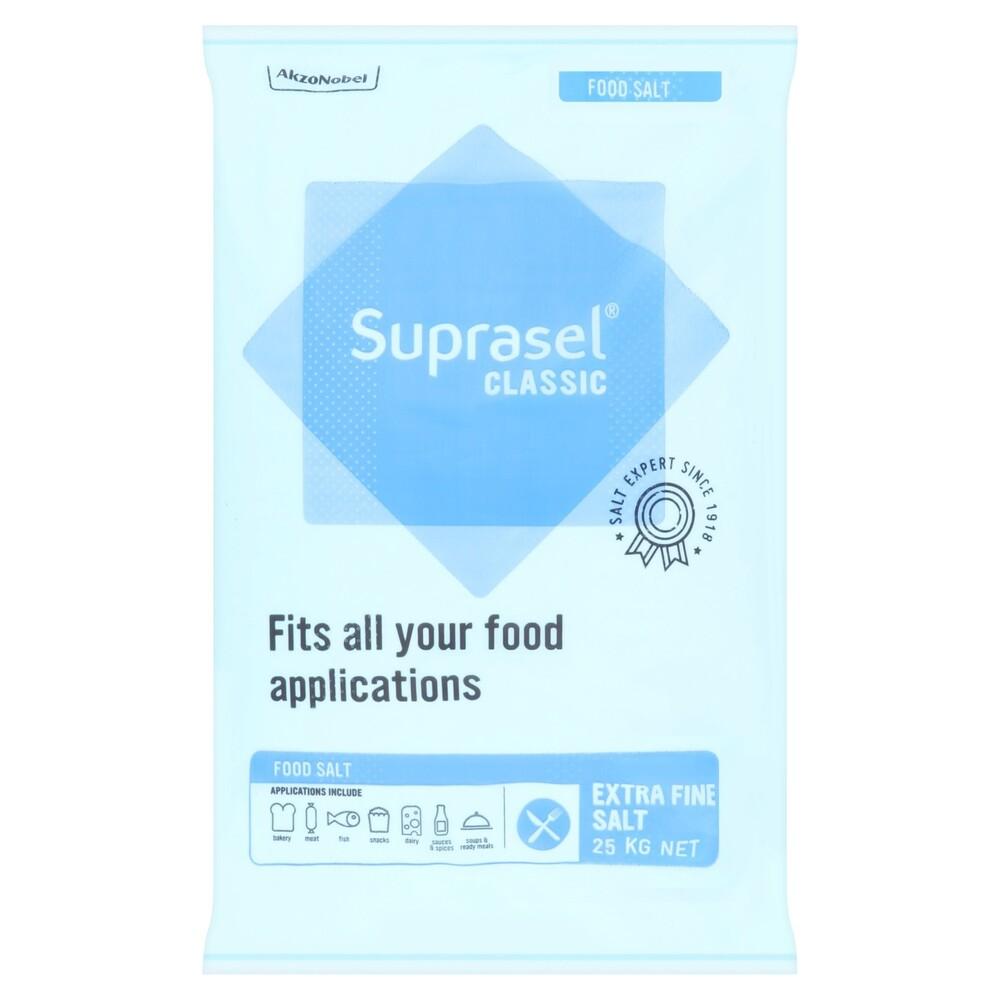 Suprasel Extra Fijn Zout (FFP) 25kg