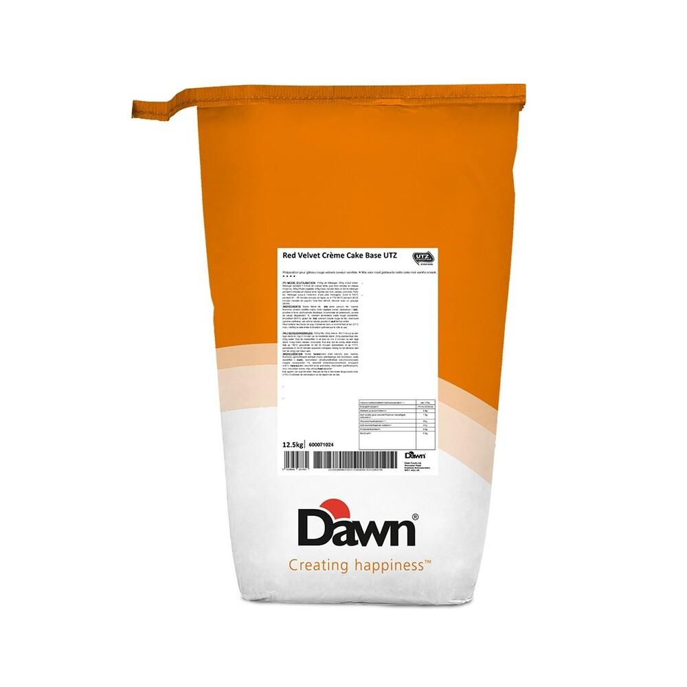 Dawn Red Velvet Creme Cake Base 12.5 kg