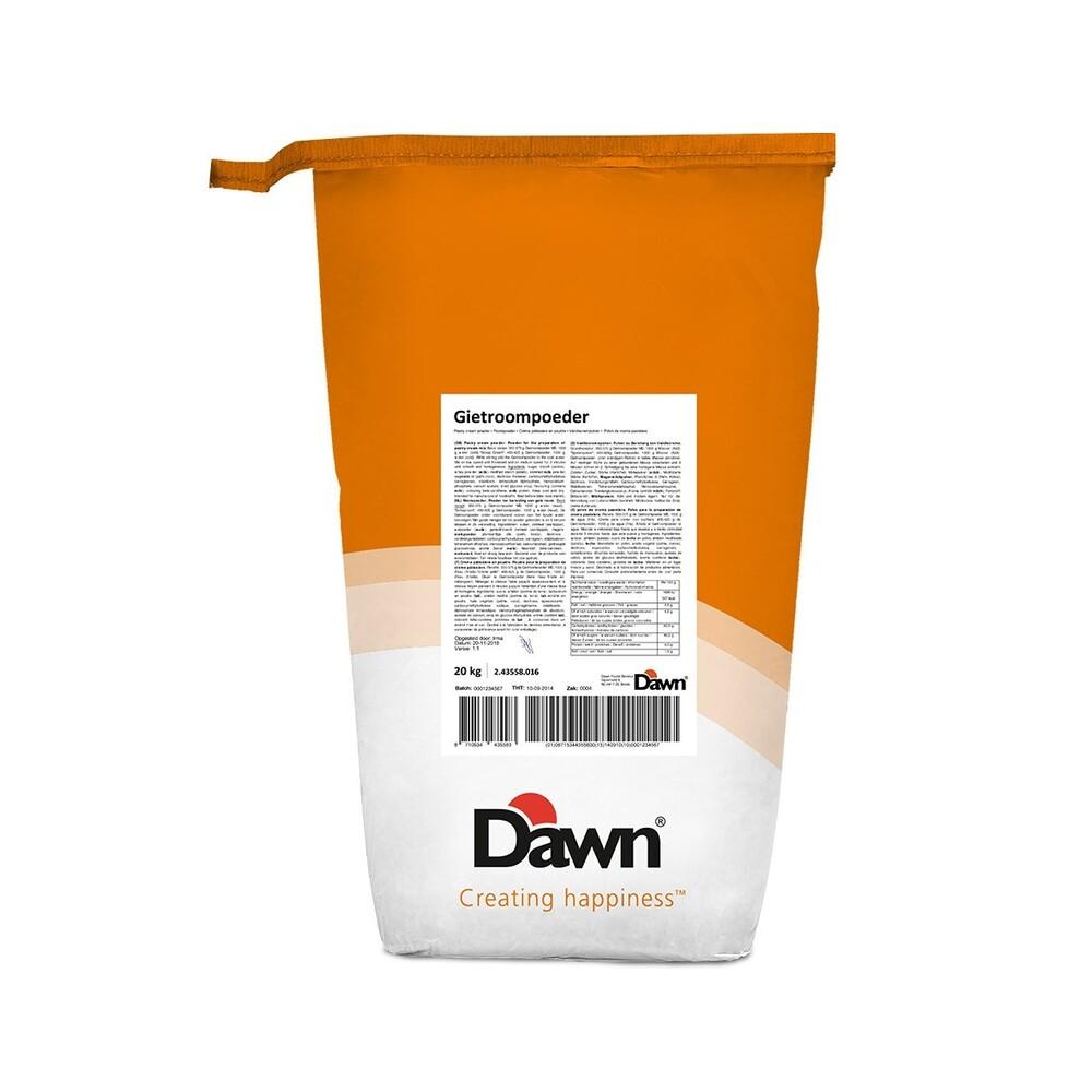 Dethmers  Gietroompoeder 20 kg