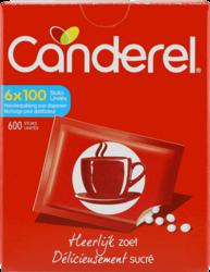 Canderel Zoetstof refill 600PC