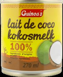 Guinea's Kokosmelk 270 ml