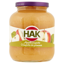 Hak Appelcompote 710g
