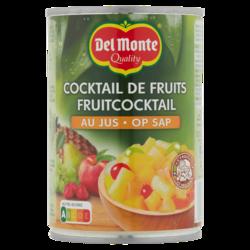 Del Monte Fruitcocktail op sap 415g