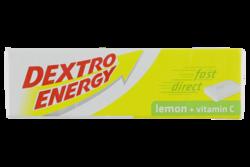 Dextro Energy Lemon + vitamin C Dextrosetabletten Citroen 47g