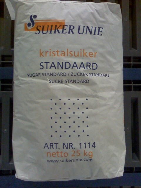 Kristal Suiker Standaard 25 kg